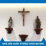 ảnh tượng công giáo xuất khẩu xưởng sản xuất bàn thờ công giáo bàn thờ chúa beconi tai việt nam 0