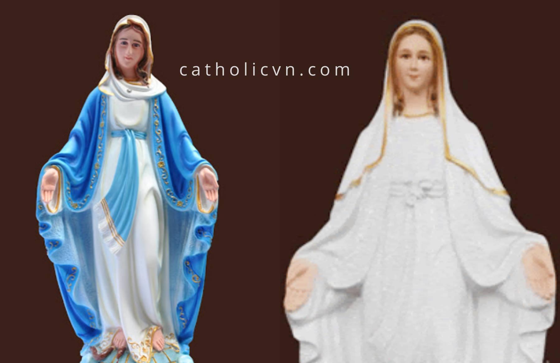 Tượng Công Giáo Văn Chương – Tượng Chúa, Đức Mẹ đẹp giá rẻ