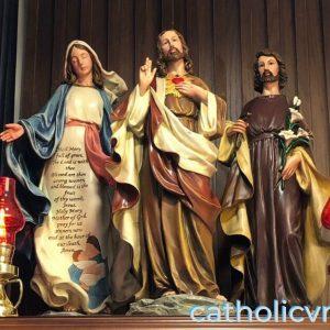 bàn thờ công giáo đẹp