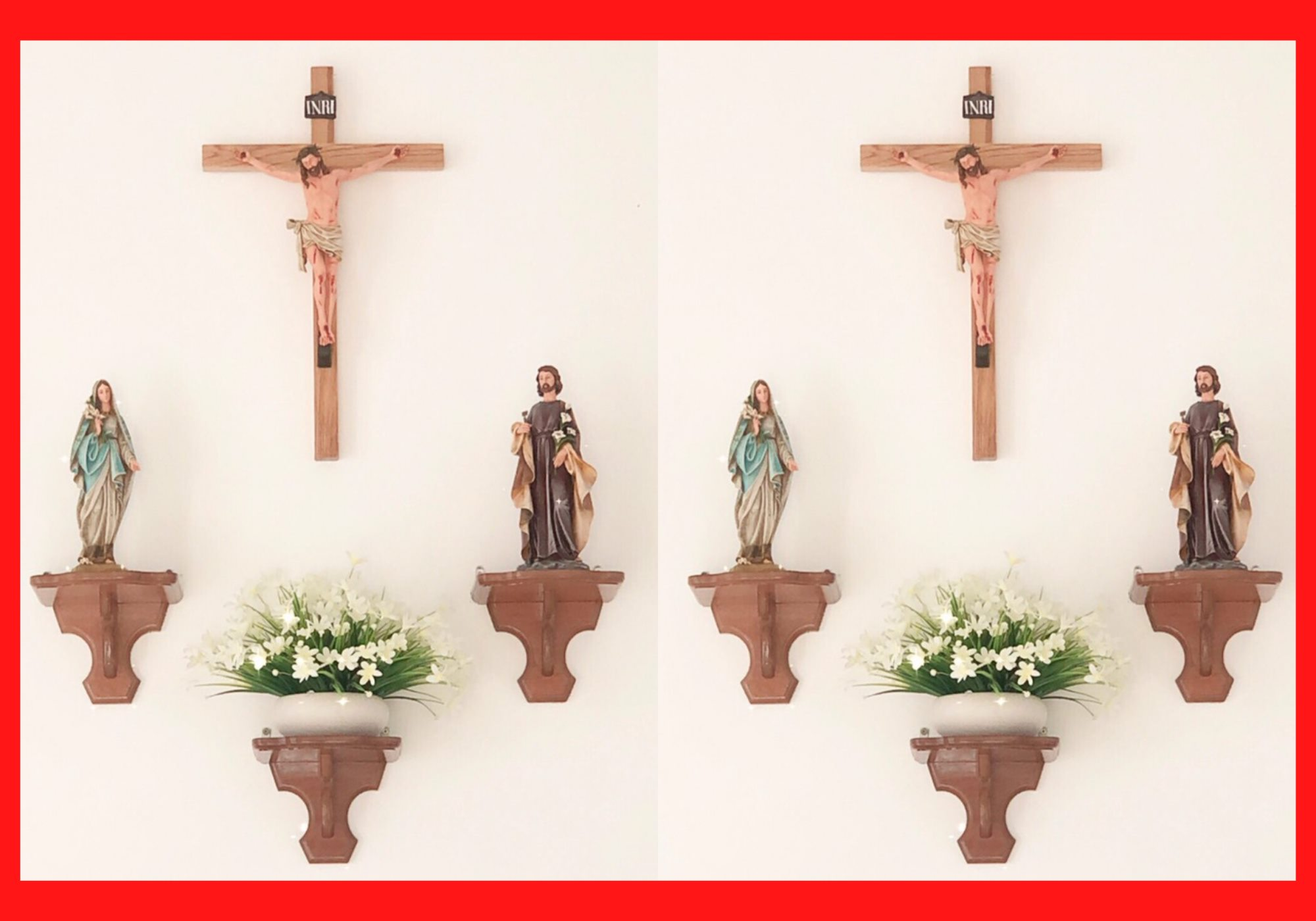 Top 5 mẫu bàn thờ công giáo, bàn thờ chúa mẫu đẹp nhất