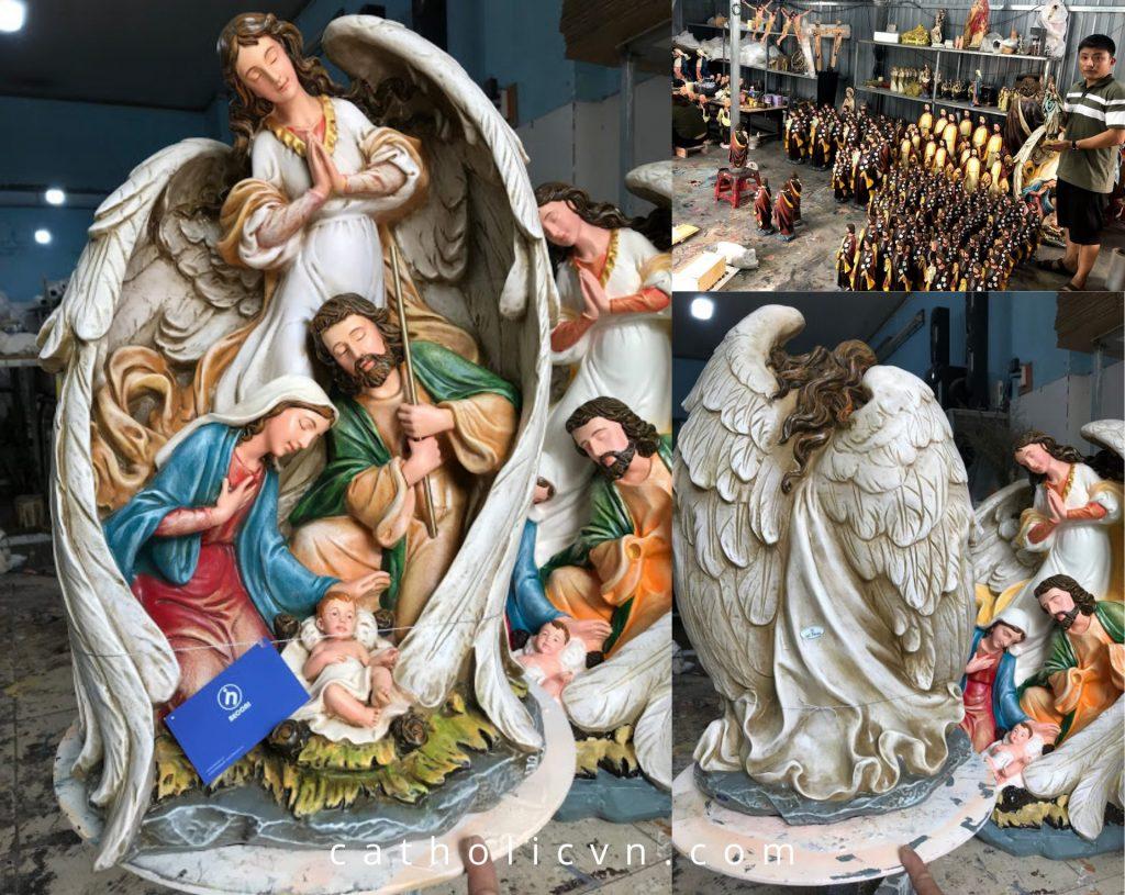 xu hướng sản xuất tượng công giáo tại việt nam