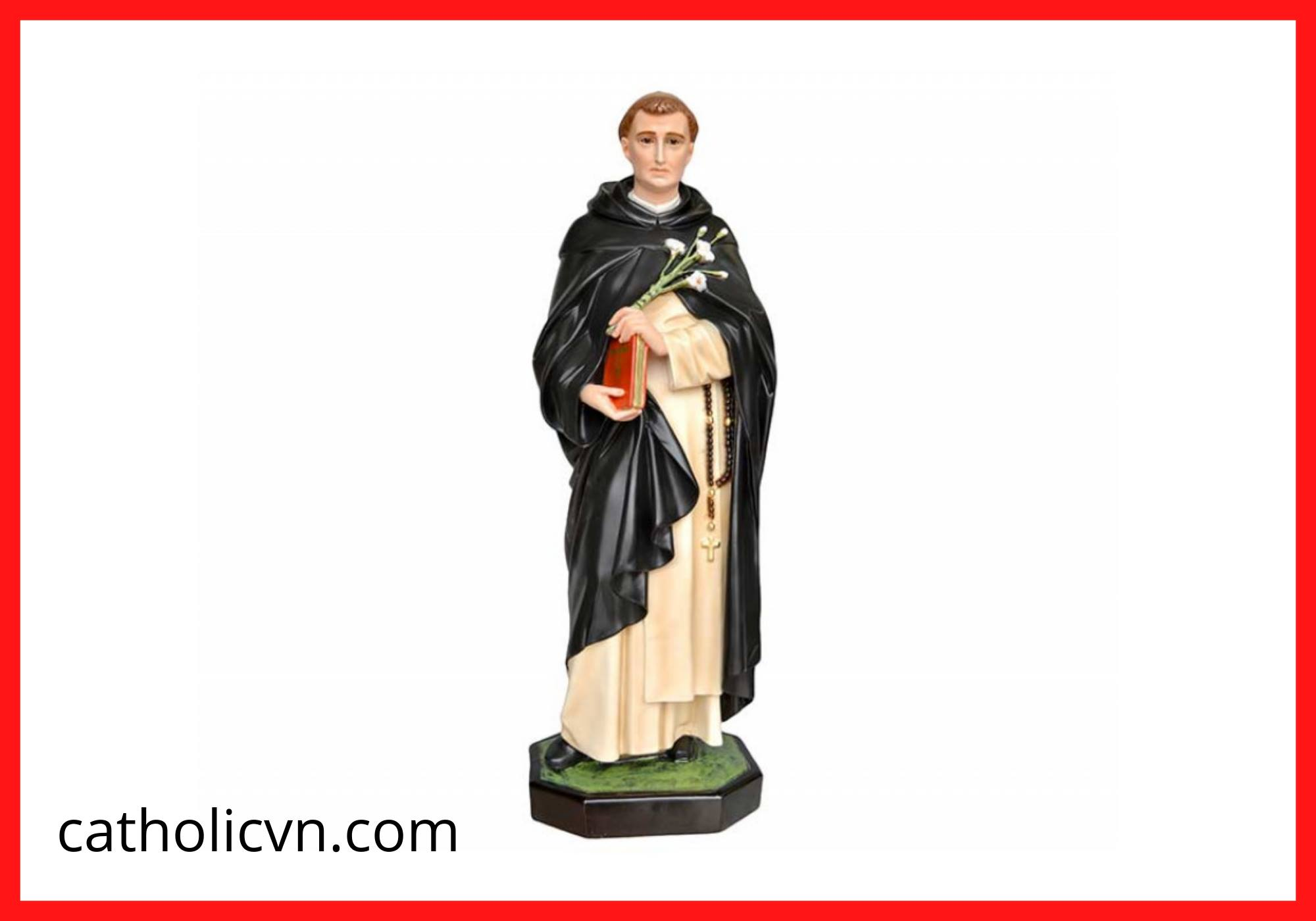 Tượng Thánh Đa Minh (Thánh Đôminicô)
