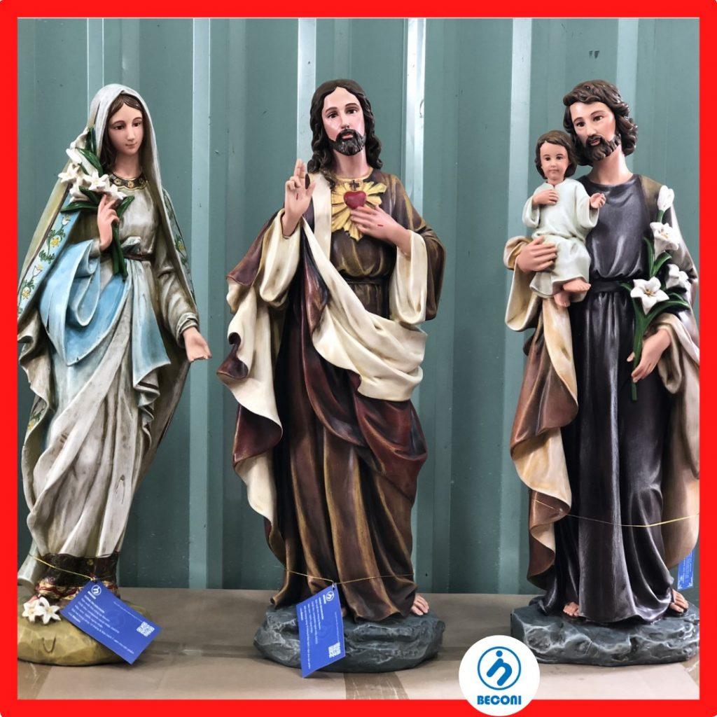 Bảng Giá Bàn Thờ Chúa và Ảnh Tượng Công Giáo Beconi - Xuất Khẩu