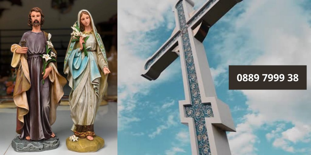 Liên hệ đặt Tượng Công Giáo, Bàn Thờ Chúa, Vật Phẩm Công Giáo, ... Catholicvn cung cấp Vật phẩm Công Giáo cao cấp, giá rẻ, giao miễn phí ...